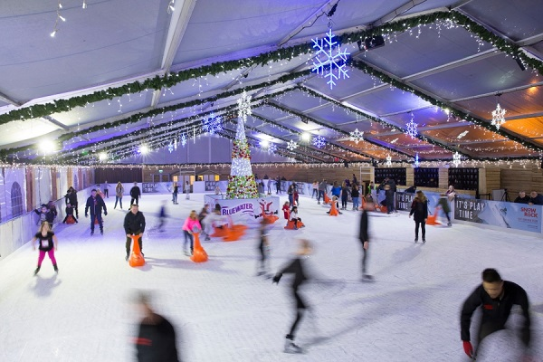 Skate at Bluewater
