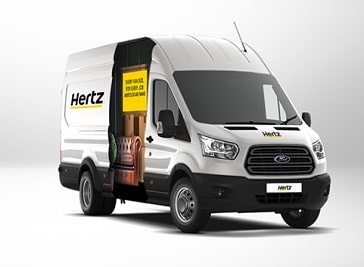 Hertz - Romford B and Q