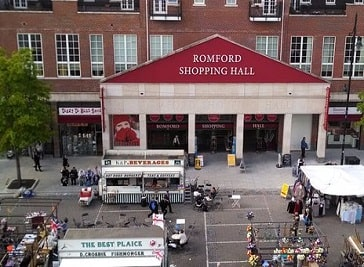 Romford Shopping Hall