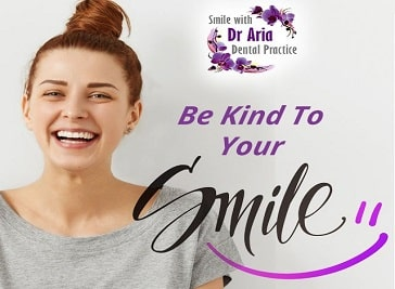 Smile With Dr Aria Dental Practice in Romford
