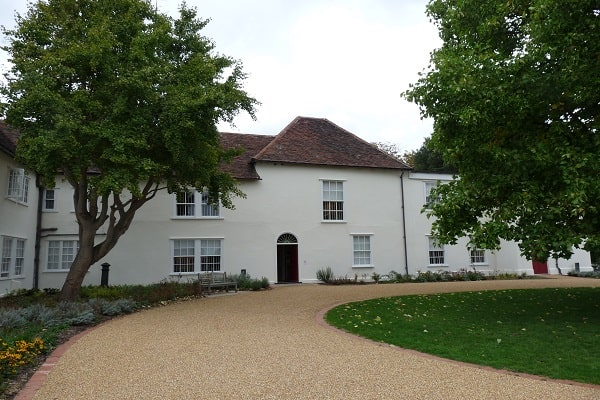 Valence House Museum in Romford